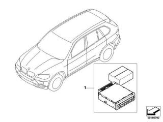 CD-чейнджер BMW