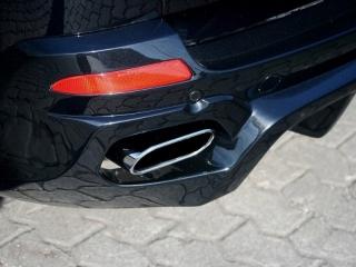 Насадки на глушитель Hartge для BMW X5 E70