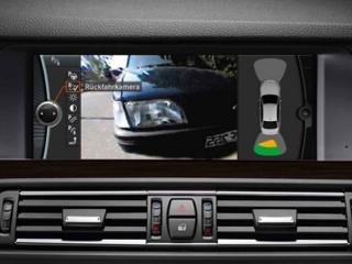 Камера заднего вида для BMW X6 E71