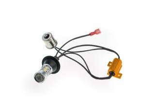 Дневные ходовые огни Optima Premium PY21W (1156/BaU15)
