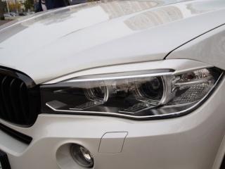Реснички на фары для BMW X5 F15
