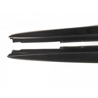 Карбоновые лезвия порогов M-Performance для BMW F90