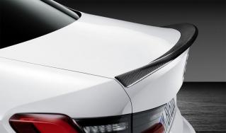 Задний спойлер M-Performance для BMW 3 серии G20 карбоновый