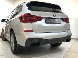 Насадки на глушитель на для BMW X3 G01