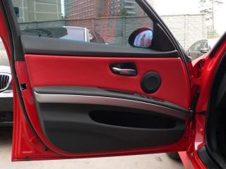 Перетяжка салона кожей BMW 3 серии E90