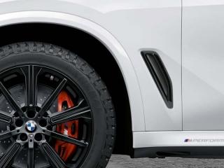 Накладка черная M-Performance для BMW X5 G05