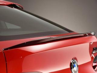 Cпойлер на крышку багажника от версии X4M для BMW X4 G02