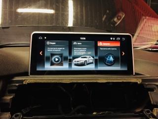Мультимедийное устройство для BMW X5 E70/X6 E71