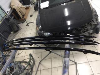 Окрас, чернение планок и решеток радиатора, защитная сетка для BMW X3 G01