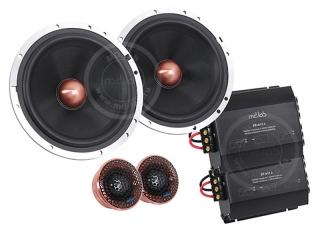 Компонентная акустика MDLab SP-A17.2С