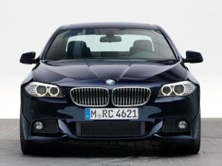 Обвес в M-стиле для BMW 5 серии F10