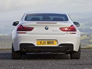 Обвес в M-стиле для BMW 6 серии F12