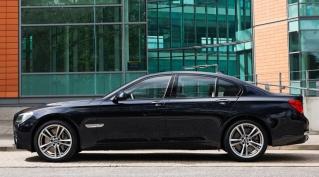 Обвес в M-стиле для BMW 7 серии F01/F02