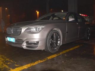 Обвес Wald International на BMW 7 серии F01/F02 (LONG, копия)