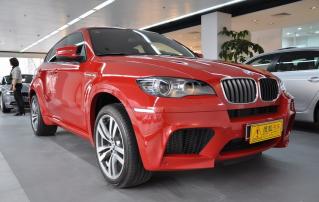 Обвес Х6м на стоковый BMW X6 серии E71 (копия)