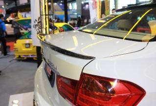 Обвес PRIOR DESIGN на BMW 3 серии F30 (копия)