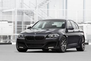 Обвес Lumma CLR 500 на BMW 5 серии F10 (копия)