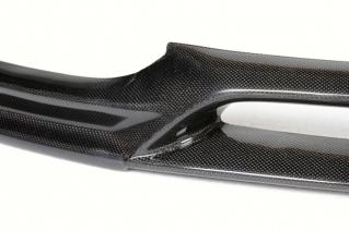 Передняя юбка JC Sportline в стиле 3D Design и карбоновые реснички на BMW 3 серии F30 (копия)
