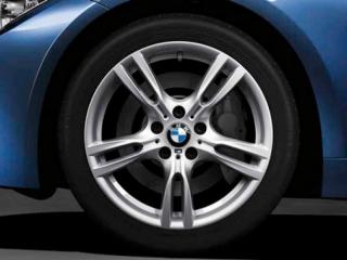 Комплект летних колес M Star Spoke 403M R19 для BMW 3 серии F30/31 и 4 серии F32/33/36