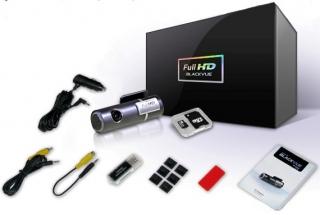 Видеорегистратор BlackVue DR400G-HD II Season 2 Premium