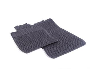 Коврики резиновые передние черные для BMW X1 Xdrive E84