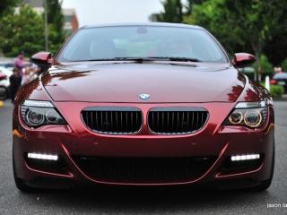 Дневные ходовые огни BMW