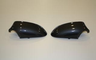 Накладки на зеркала для BMW 1 E81/E87