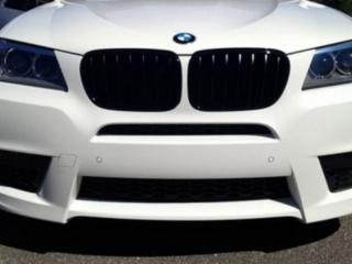 Решетки радиатора черные M-Performance для BMW X3 F25