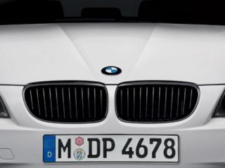 Решетки радиатора черные M-Performance для BMW 3 серии E90/E91