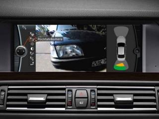 Камера заднего вида для BMW 5 серии F10/F11