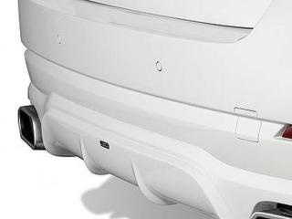 Накладка на задний бампер AC-Schnitzer для BMW 5 серии F10/F11