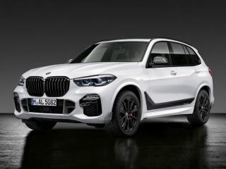 Аэродинамический обвес M-Performance для BMW X5 G05