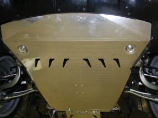Металлическая защита двигателя для BMW X5 E70
