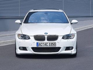 Накладка на передний бампер AC-Schnitzer для BMW 3 серии E92/E93