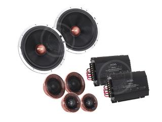 Компонентная акустика MDLab SP-A17.3S