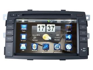 Штатное головное устройство Navipilot Droid для KIA Sorento 2009-2012