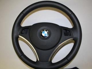 Спортивное рулевое колесо для BMW 1 серии E81/E87/E82/E88