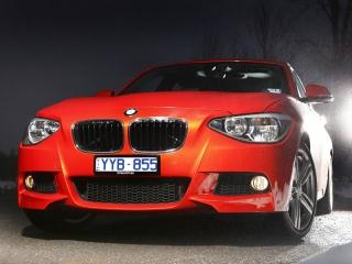 Обвес в M-стиле для BMW 1 серии F20