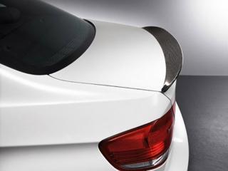 Спойлер карбоновый Performance для BMW 3 серии E90