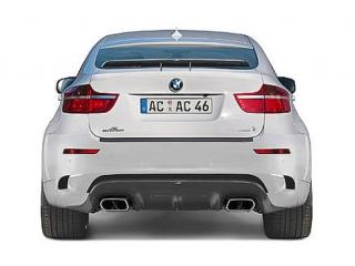 Спойлер карбоновый AC-Schnitzer Racing для BMW X6 E71