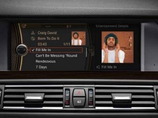 USB-аудиоинтерфейс для BMW 5 серии F10/F11