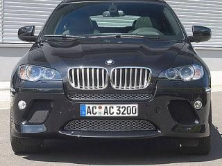 Передний бампер AC-Schnitzer для BMW X6 E71