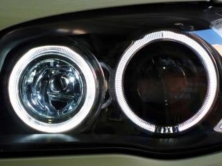 Ангельские глазки для BMW 1 серии E82/E88 (2007-2012)