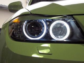 Ангельские глазки для BMW 3 серии E90/E91 (-2007)