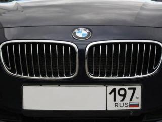 Защитные сетки в решетки радиатора BMW 3 серии F30