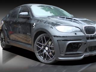 Обвес от Hamann Tycoon EVO M для BMW X6M E71 (копия)
