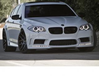 Полный обвес Hamann wide M5 на BMW 5 серии M5 (копия)