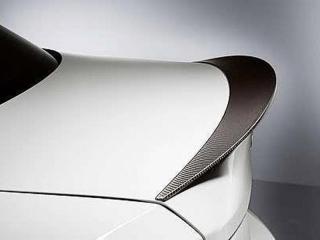 Задний спойлер карбоновый для BMW 1 серии E82/E88