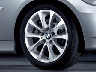 Комплект летних колес V-Spoke 188 R17 для BMW 3 серии E90/E91/E92/E93