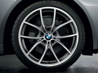 Комплект летних колес V-Spoke 356 R20 для BMW 5 серии F10 и BMW 6 серии F12/F13/F06